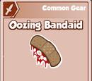 Oozing Bandaid