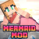 Mermaid Mod - Become a Mermaid in Minecraft.jpeg