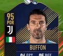 Gianluigi Buffon TOTY Card FIFA 18