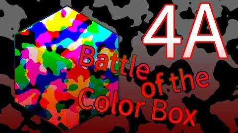 Battle of the Color Box (EP. 3d 4a) (Elimination 2 Challenge 5)