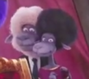 Eddie's parents