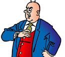 Mr. Waldo Weatherbee