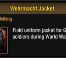 Wehrmacht Jacket