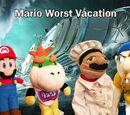 Mario Worst Vacation