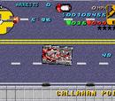 Glitches in GTA Advance