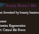 Bounty Hunter's Hat
