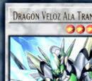 Dragón Veloz Ala Transparente