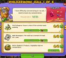 Philharmonic Hall: Garden Square 3 Expansion