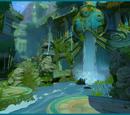 Святой водопад