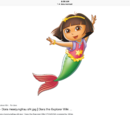 Mermaid dora