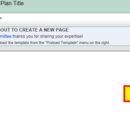 How to Create a Lesson Plan on the Wiki