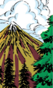 Laurentian Mountains from X-Force Vol 1 1 001.png