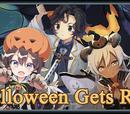 """Halloween Gets Real"""
