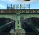 Liberty Ferry Terminal