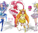 Suite Pretty Cure♪: the Mystery of the Accessory Thief