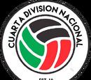 Equipos de la Cuarta División