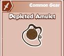 Depleted Amulet