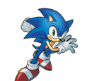 Sonic the Hedgehog (Archie Pre-Genesis Wave)