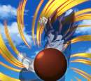 World's Strongest Candy Vegito (Candy)