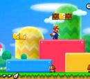 Levels in New Super Mario Bros. 2