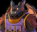 Werebat Armor