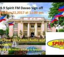 DXGN-FM 89.9 Davao Sign On and Sign Off