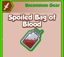 Spoiled Bag of Blood