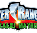 Power Rangers: Kaiju Mayhem