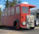Non-rail vehicles