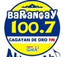 DXLX-FM 100.7 Cagayan De Oro Sign On and Sign Off