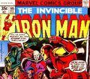 Iron Man Volume 1 105