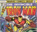 Iron Man Volume 1 110