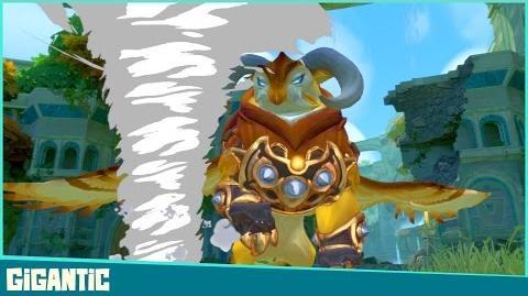 Gigantic - Pre Alpha Gameplay