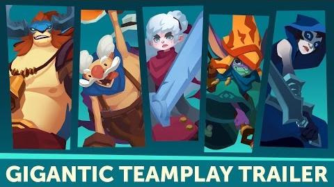 Gigantic Teamplay Trailer