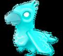 Perroquet fantôme