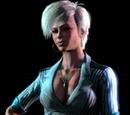 Tracey Buxton (Batman: Arkham Origins)