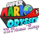Super Mario Odyssey: The Princess' Escape