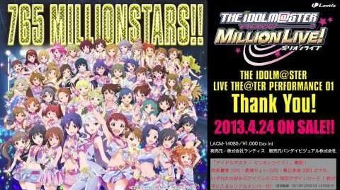 LTP01 Thank You! PV