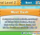 Must Dash (Dedede's Drum Dash Deluxe)