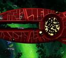 Bellatav class colony ship
