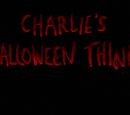 Charlie's Halloween Thing