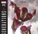 Generations: Iron Man & Ironheart Volume 1 1