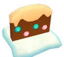 Clôture en pain d'épices