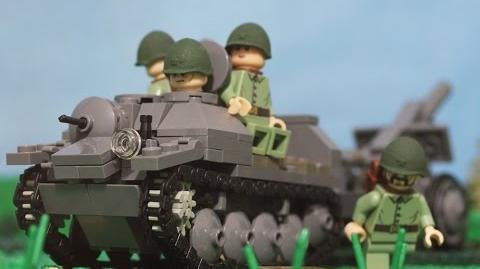 1941 Lego World War Two Battle of Brody