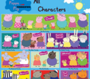 Peppa Pig And thewondertwins (series)/Cast