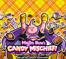 Trick or Treat! Majin Buu's Candy Mischief!