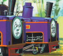 Railway Series-only Characters