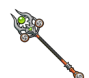 Thunder God Staff (Gear)