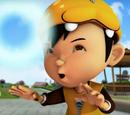Kuasa BoBoiBoy Angin