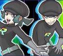 Team Rainbow Rocket Grunts